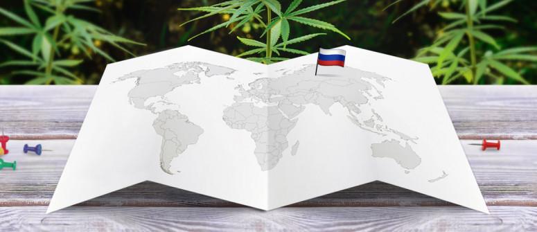 Legal status of marijuana in Russia