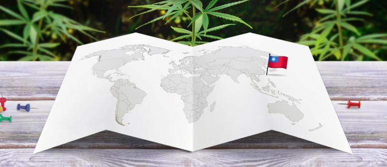 Legal status of marijuana in Taiwan