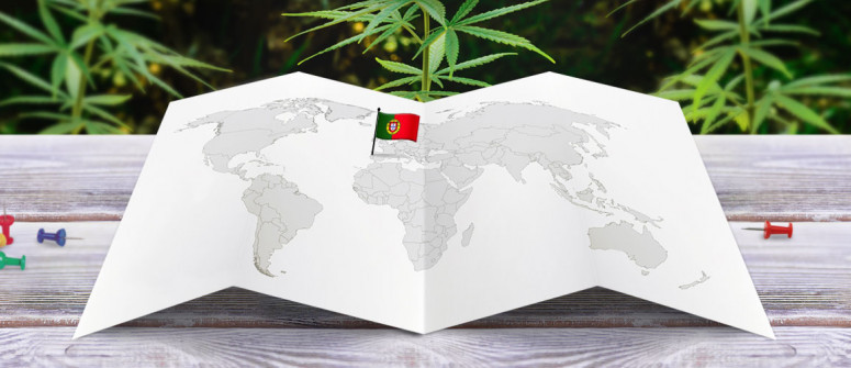 Legal status of marijuana in Portugal