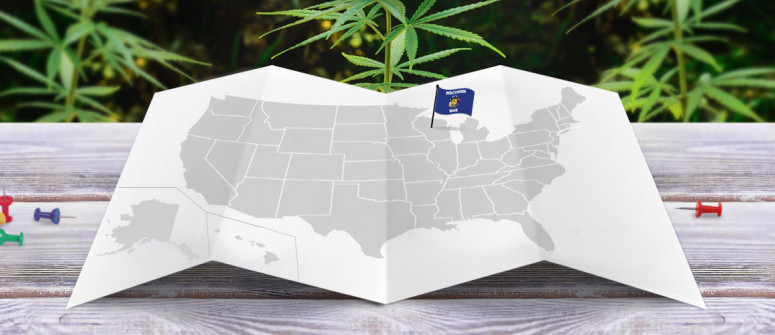 Legal status of marijuana in the state of Wisconsin