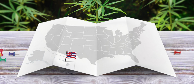 Legal status of marijuana in the state of Hawaii