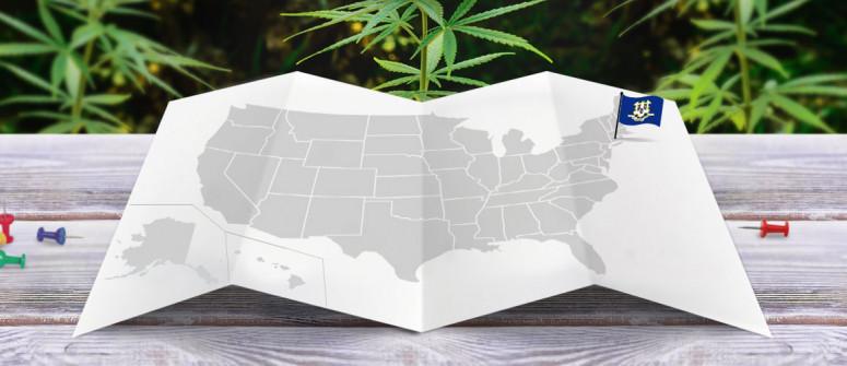 Legal status of marijuana in the state of connecticut
