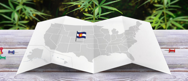 Legal status of marijuana in the state of Colorado