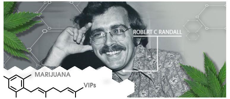Marijuana VIP: Robert C Randall