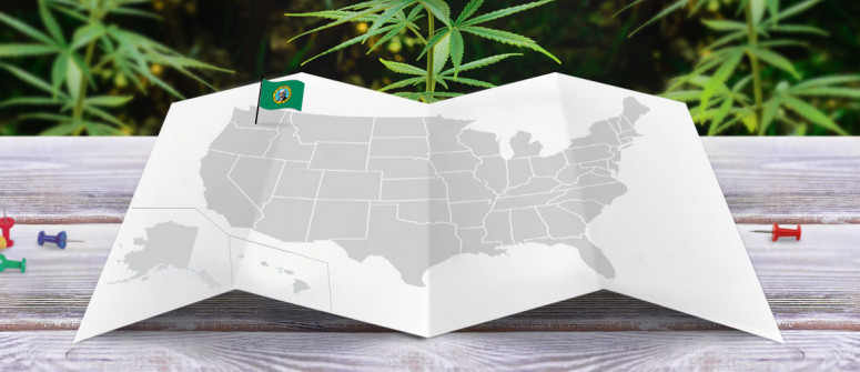 Legal status of marijuana in the state of Washington