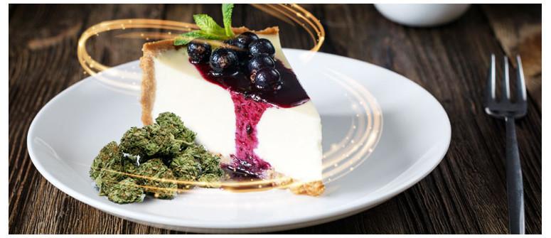 CBD Blueberry Sauce Recipe