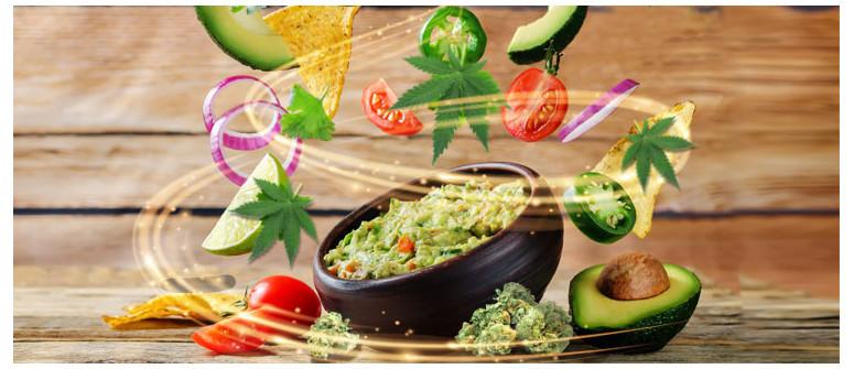 Double-infused guacamole recipe