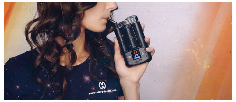 Review - Mighty vaporizer