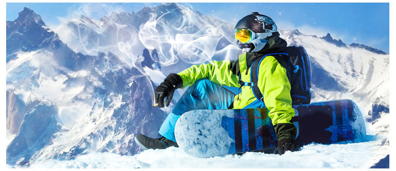 Snowboarding and cannabis - A perfect marriage?