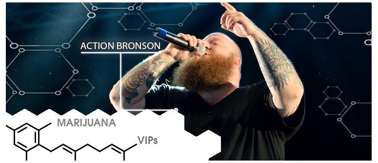 Marijuana VIP: Action Bronson