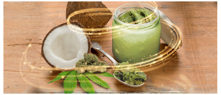 Cannabis-infused coconut oil: Benefits and recipe