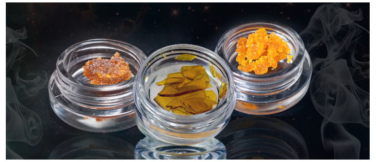How to store cannabis concentrates