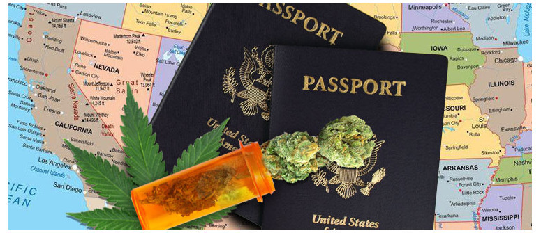 Is it legal to travel with medical marijuana?