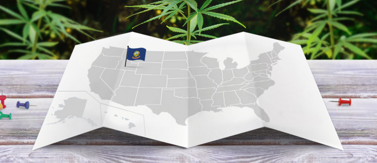 Legal status of marijuana in the state of Idaho