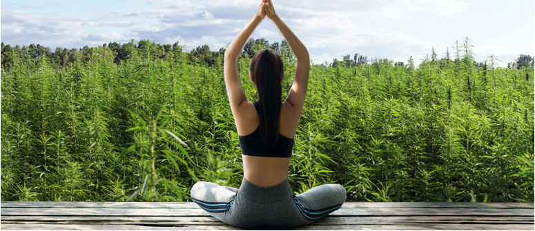 Is combining marijuana and yoga a good idea? Here are the pros and cons