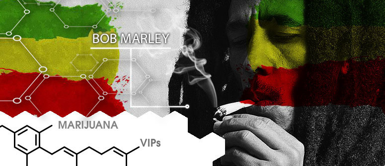 Marijuana VIP: Bob Marley