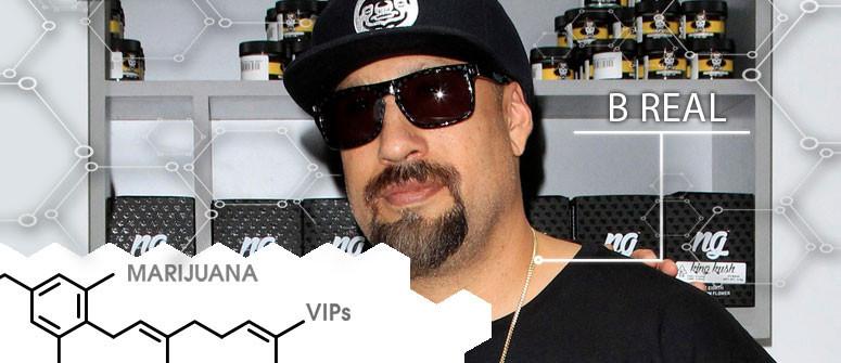 Marijuana VIP: B-Real
