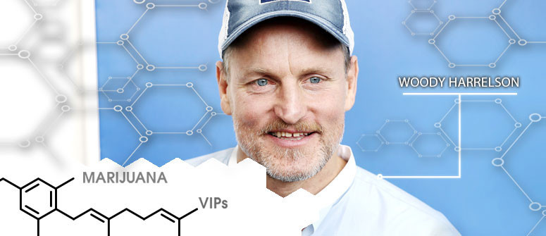 Marijuana VIP: Woody Harrelson