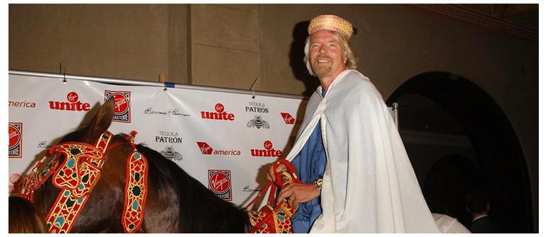Marijuana VIP: Richard Branson