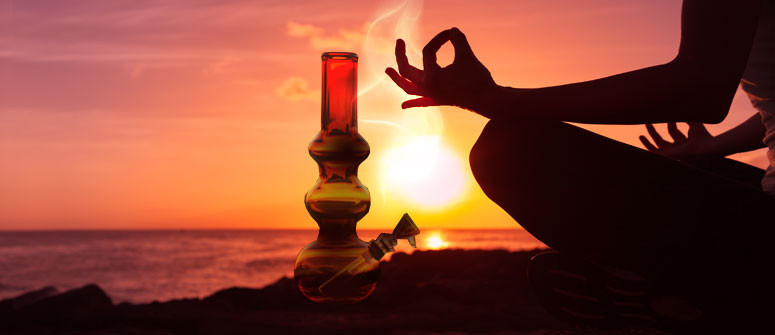How to combine cannabis with meditation