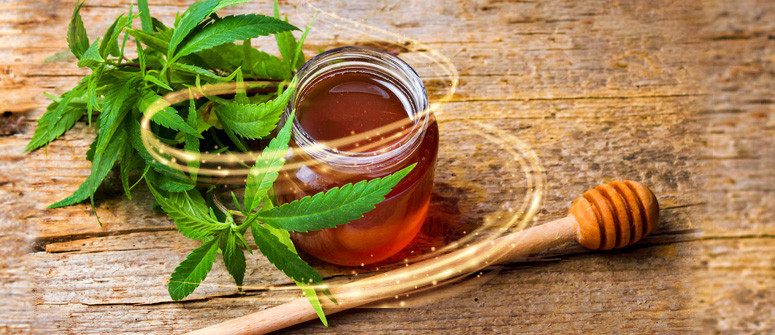 How to make cannabis-infused honey