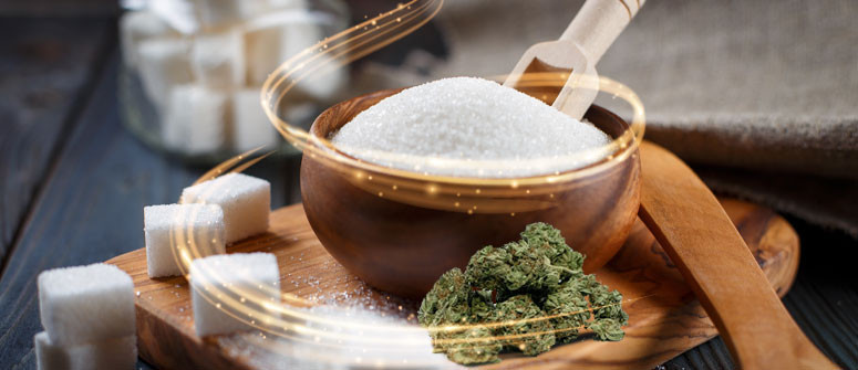 How to make weed-infused sugar