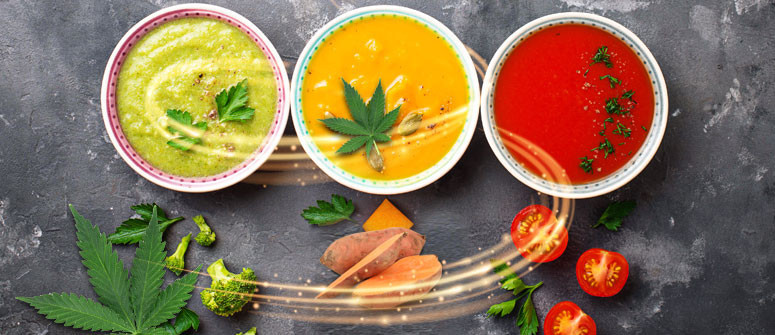 3 cannabis soup recipes to warm you up in wintertimes