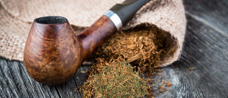 Can you smoke weed from an ordinary tobacco pipe?