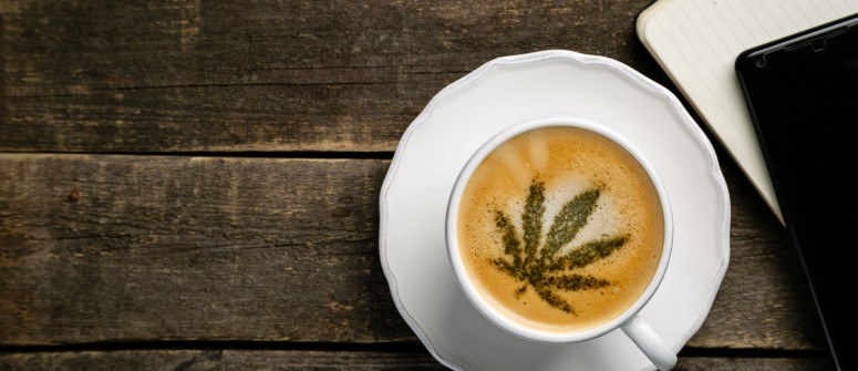 What happens when you mix cbd and caffeine?