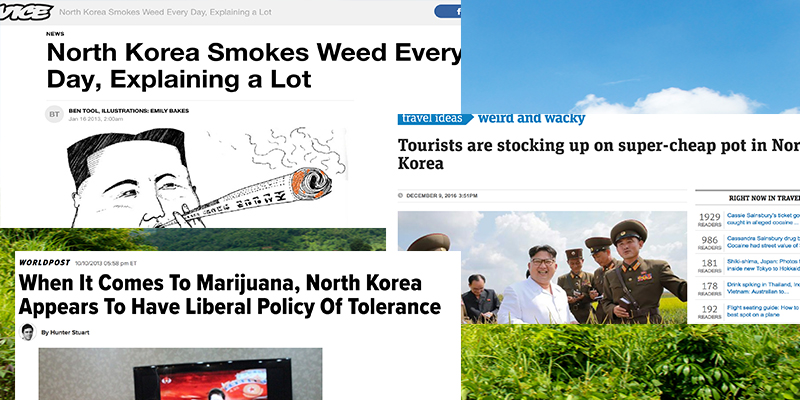 How the myths about cannabis in korea were born