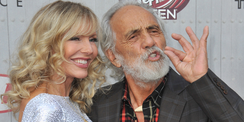Tommy chong und shelby