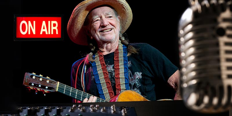 Marijuana VIP: Willie Nelson