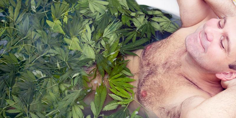 Cannabis verbessert den schlaf