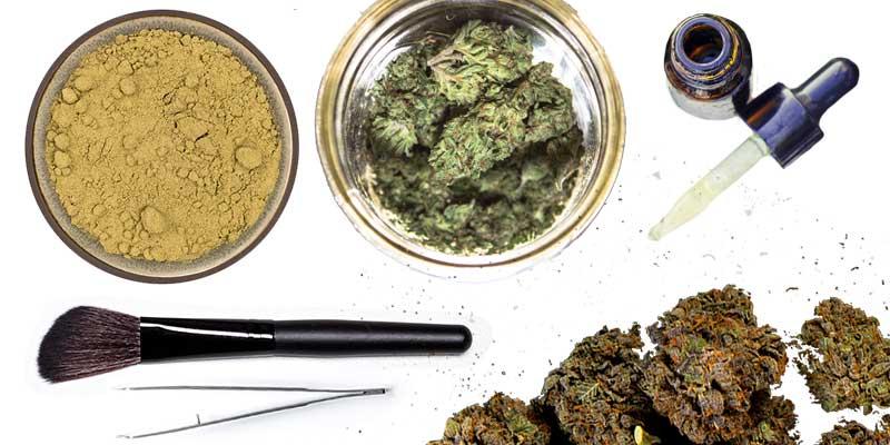 How to make cannabis Moon Rocks