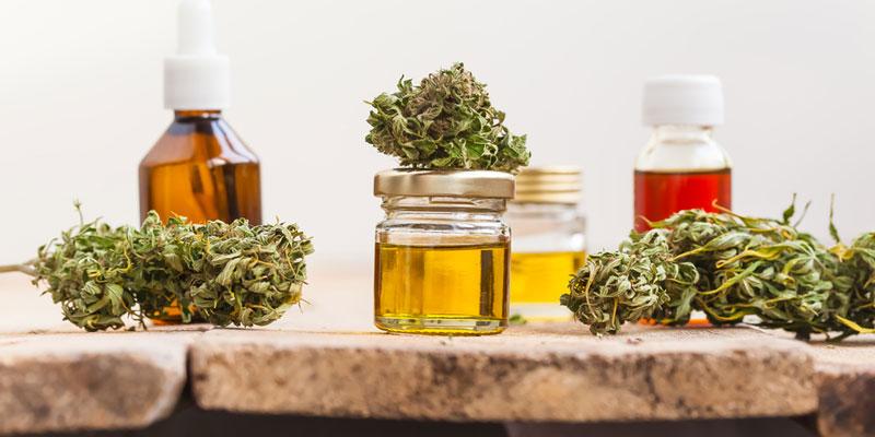 Receta de aceite de oliva con cannabis